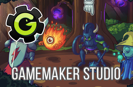 Создание RPG игры в GameMaker Studio