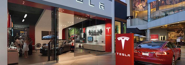 Компания Tesla готовит электрогрузовик?