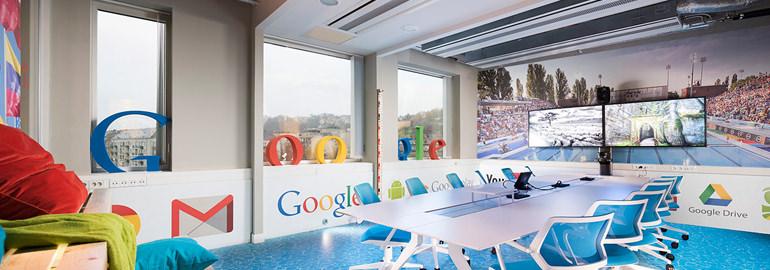 Что из себя представляет работа в Google?