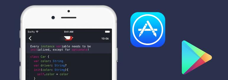 Мобильные приложения для изучения программирования
