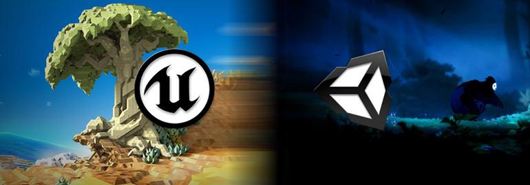 Сравнение движков: Unreal Engine 4 против Unity 5
