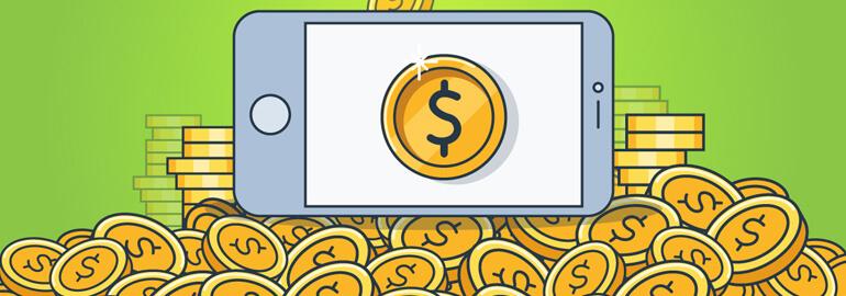 6 способов монетизировать мобильное приложение