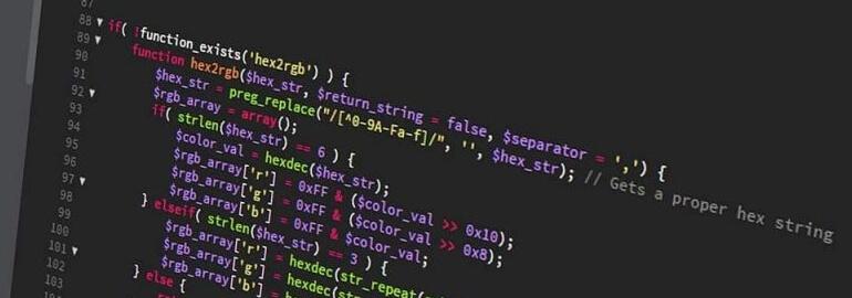 Несколько важных правилнаписания кода