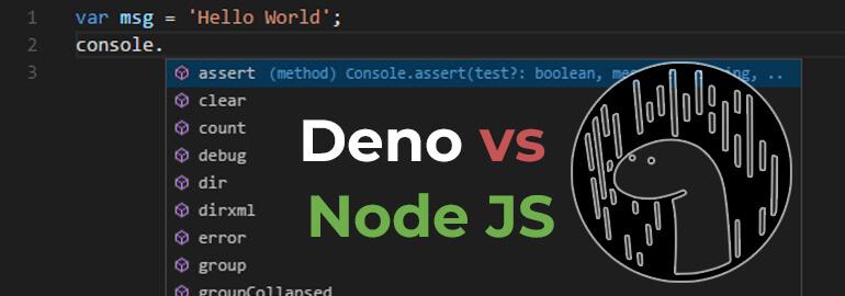 Deno заменит Node.js?