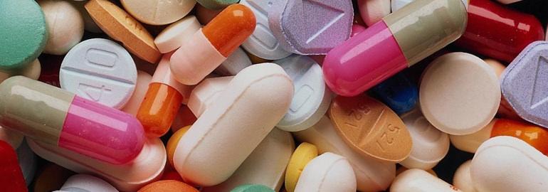 Взвешивание таблеток