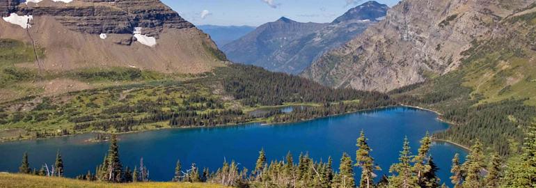 Задача на логику про туриста на озере