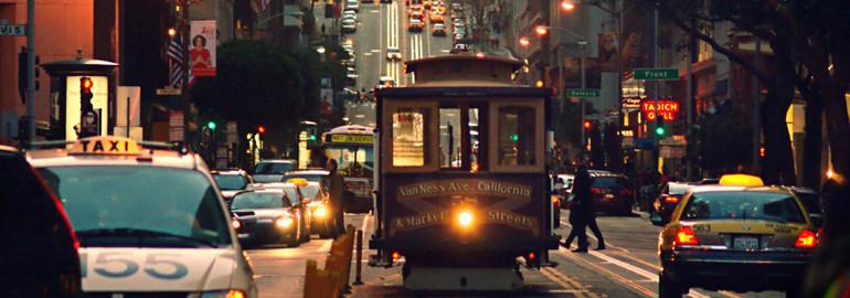 Разработать план эвакуации жителей Сан-Франциско