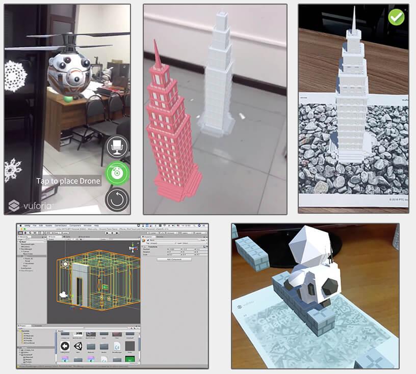 Скриншоты видеокурса